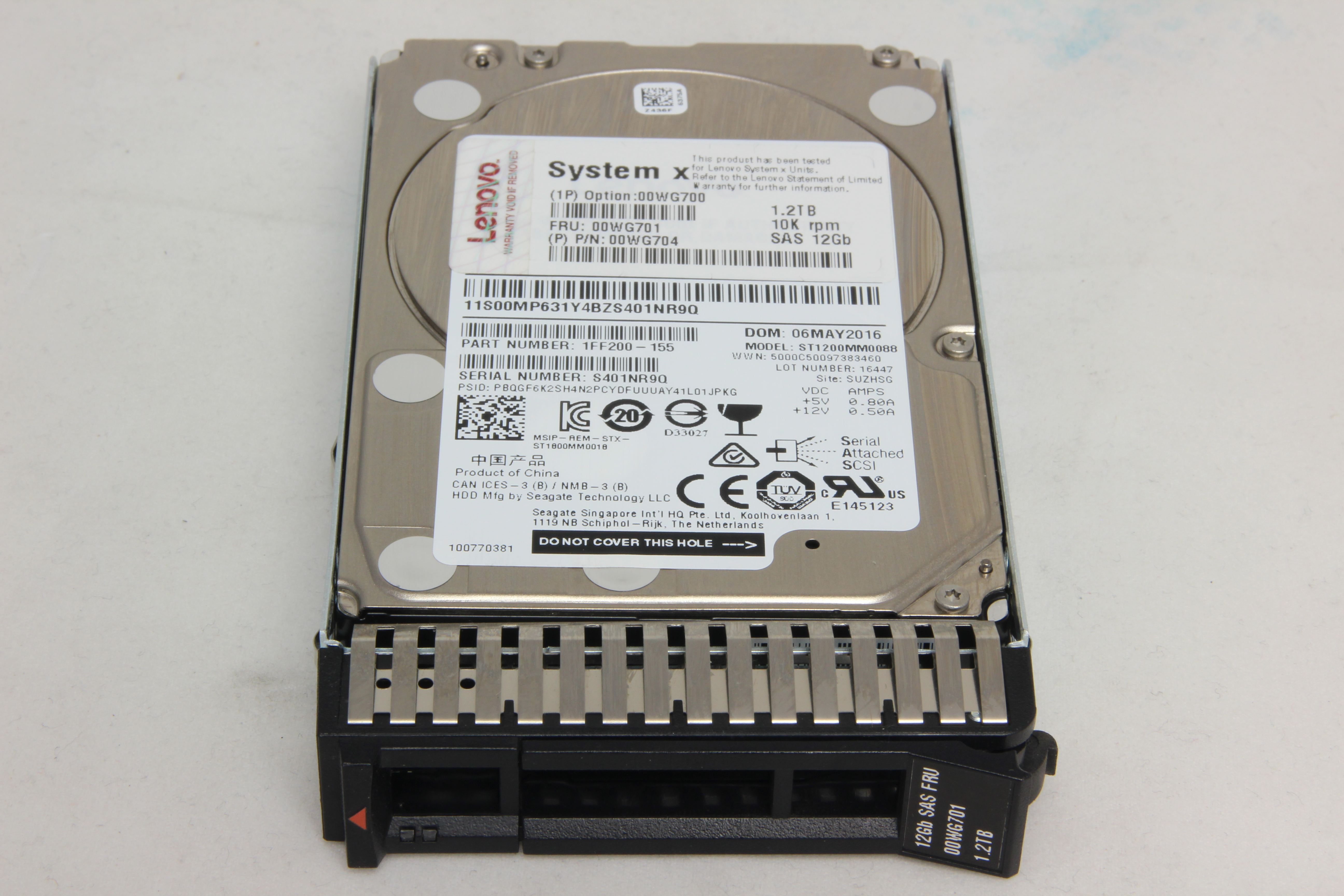 IBM Quality : Spareparts